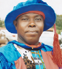 Ogbu James O