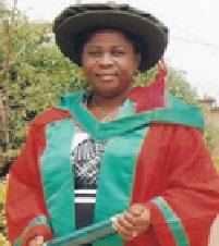 Dr Esther Amina Ogbeba