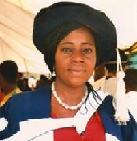 Dr Susan Usan Uduma Ogbaji